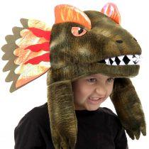Dilophosaurus Sprazy Hat alternate view 4