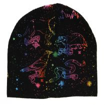 Hogwarts Constellation Knit Beanie Hat alternate view 2