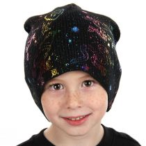 Hogwarts Constellation Knit Beanie Hat alternate view 4