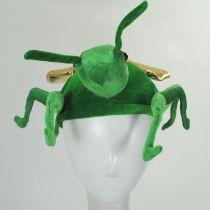 Grasshopper Velvet Hat alternate view 2