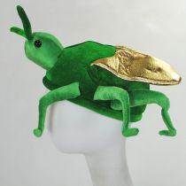 Grasshopper Velvet Hat alternate view 3