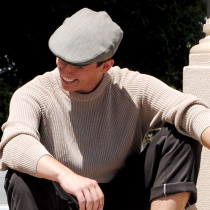 Knightsbridge Italian Wool Ivy Cap alternate view 6