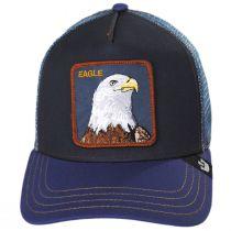 Flying Eagle Mesh Trucker Snapback Baseball Cap alternate view 2