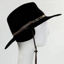Ashley Crushable Wool Felt Earflap Aussie Hat alternate view 4