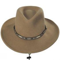 Ashley Crushable Wool Felt Earflap Aussie Hat alternate view 15