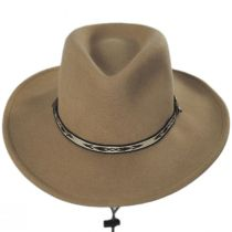 Ashley Crushable Wool Felt Earflap Aussie Hat alternate view 33
