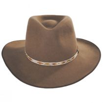 Westview Crushable Wool Felt Outback Hat alternate view 6