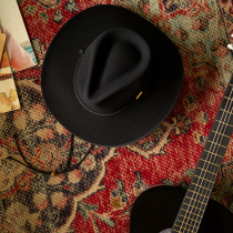 Quicklink Wool Felt Crossover Hat alternate view 10