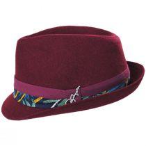 Selba Wool Blend Fedora Hat alternate view 3