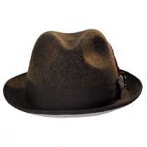 Colony Two Tone ProvatoKnit Fedora Hat alternate view 2