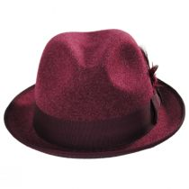 Colony Two Tone ProvatoKnit Fedora Hat alternate view 6
