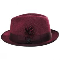 Colony Two Tone ProvatoKnit Fedora Hat alternate view 7