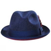 Colony Two Tone ProvatoKnit Fedora Hat alternate view 14