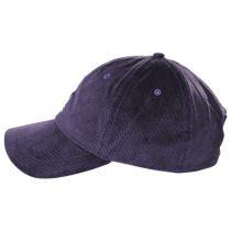 Logo Corduroy Strapback Baseball Cap Dad Hat alternate view 7