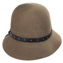 Vanessa Wool Felt Cloche Hat alternate view 18