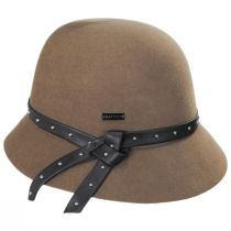 Vanessa Wool Felt Cloche Hat alternate view 19