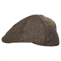 Herringbone Wool Blend Duckbill Ivy Cap alternate view 15