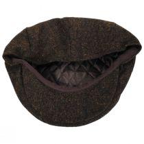 Troubadour Tweed Wool Blend Ivy Cap alternate view 16