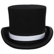 McHale Wool Felt Top Hat alternate view 2