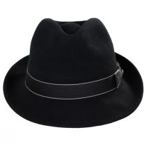 Tasmania Wool Felt Fedora Hat alternate view 10