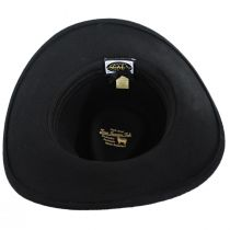 Rosebery Wool Felt Crushable Outback Hat alternate view 4