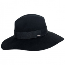 Piper Wool Felt Floppy Fedora Hat alternate view 3