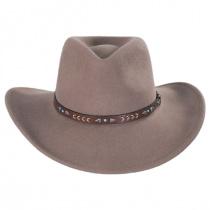 Broken Arrow Wool Felt Western Hat alternate view 2