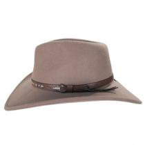 Broken Arrow Wool Felt Western Hat alternate view 3