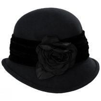 Pietro Wool Felt Cloche Hat alternate view 3