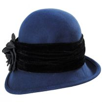 Pietro Wool Felt Cloche Hat alternate view 7