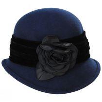Pietro Wool Felt Cloche Hat alternate view 8