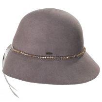 Alessandria Wool Felt Cloche Hat alternate view 7