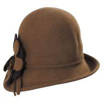 Amantea Wool Felt Cloche Hat alternate view 6