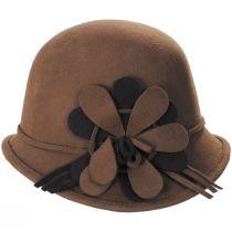 Amantea Wool Felt Cloche Hat alternate view 7