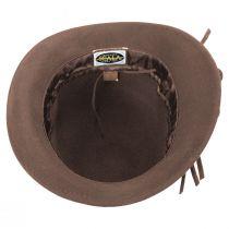 Amantea Wool Felt Cloche Hat alternate view 8