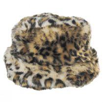 Tanya Faux Fur Cloche Hat alternate view 6
