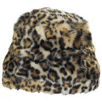Tanya Faux Fur Cloche Hat alternate view 7