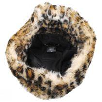 Tanya Faux Fur Cloche Hat alternate view 8