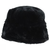 Tanya Faux Fur Cloche Hat alternate view 11