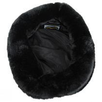 Tanya Faux Fur Cloche Hat alternate view 12