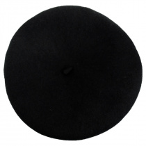 Audrey Satin Lined Wool Beret alternate view 44