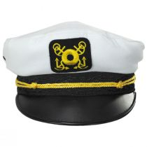 Skipper Cotton Yacht Cap alternate view 2