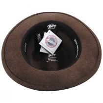 Curtis Wool Felt Safari Fedora Hat alternate view 50