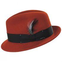 Tino Wool Felt Trilby Fedora Hat alternate view 27