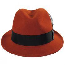 Tino Wool Felt Trilby Fedora Hat alternate view 82
