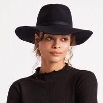 Joanna Packable Wool Felt Fedora Hat alternate view 5