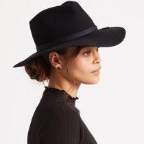 Joanna Packable Wool Felt Fedora Hat alternate view 6