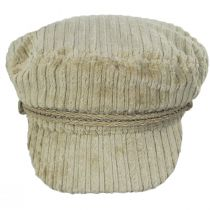 Ashland Cotton Corduroy Fiddler's Cap alternate view 6