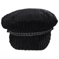 Ashland Cotton Corduroy Fiddler's Cap alternate view 2