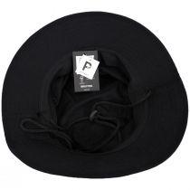 Alpha Canvas Cotton Bucket Hat alternate view 4